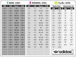 14 Adidas Superstar Size Chart Adidas Boys Grade School
