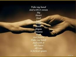 Love Trust Quotes Unique Quotes On Love And Trust New Famous Trust Quotes Take My Hand And