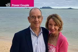 Oregon Business - Power Couple — Jeffrey Stevens and Wendy Lane Stevens