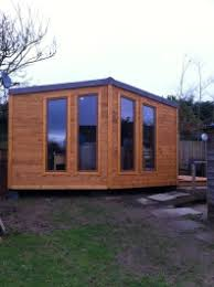 Wooden Instant Mobile Home ...