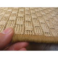 outdoor rugs 4m wide roll custom cut to order sand side image