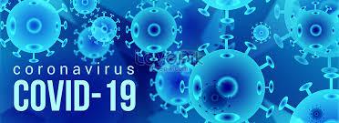 coronavirus covid19 banner background