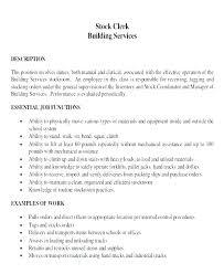 Inventory Control Job Description Resumes Packer Job Description Resume Beautiful Warehouse Inventory Control