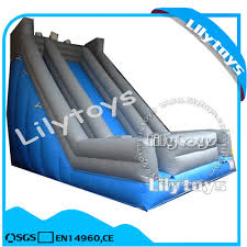 curved slide china colorful inflatable curved slide inflatable castle slide
