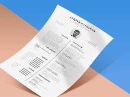 resume templates for indesign indesign resume cv template free download 2019 resumekraft