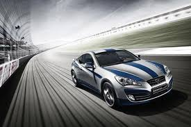 2011 Hyundai Genesis Coupe GT Limited Edition unveiled in Germany