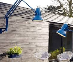 funky outdoor lighting. Funky Outdoor Furniture - Anglepoise Lighting O