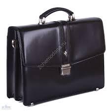 Портфель мужской кожаный NARVIN (<b>Vasheron</b>) 9736 N.Gottie ...