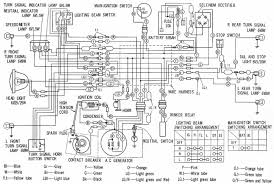 honda cl90 wiring diagram wiring diagram and schematic atc90 wire diagram information