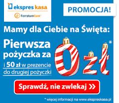 Promocje bankowe i nie tylko... : Ekspres Kasa: Pożyczka za 0 zł lub ...