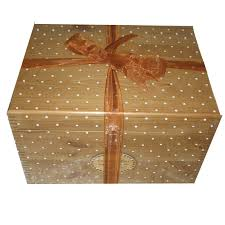rustic pine xl gift wrapped