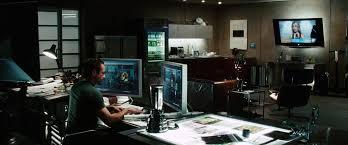 tony stark office. Designs Tony Stark Office T