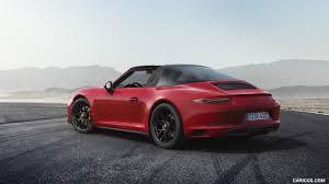 2018 porsche 4 gts. perfect gts 2018 porsche 911 targa 4 gts  rear threequarter 6 of 103 on porsche gts e