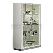 italian high gloss furniture. Italian High Gloss Two Door Display Cabinet From The Gorgeous Roma Collection Furniture