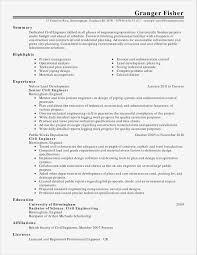 Basic Resume Format Best Resume Reference Page Luxury Elegant Basic