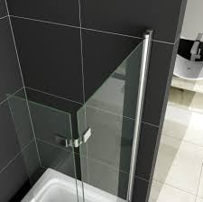 corner bath shower screen. corner bath shower screen folding