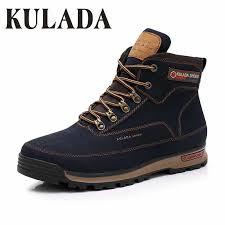 <b>KULADA</b> New Boots Men Winter <b>Snow Boots</b> Men Outdoor Activity ...