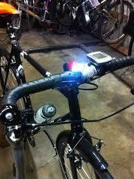 Bontrager Glo Bike Lights Village Cycle Center June 2012