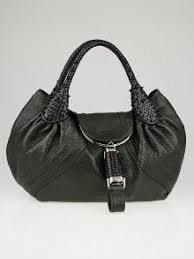 Wendi Black Nappa Leather Spy Bag Yoogi's Closet-$795 | Luxury handbags,  Leather, Nappa leather