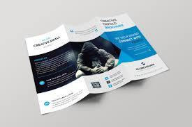 tri fold brochures vienna professional creative tri fold brochure design 001692