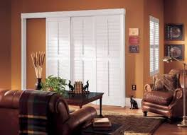 diy plantation shutters for sliding glass doors