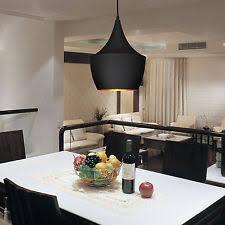 tom dixon style lighting. 1 light black painting pendant retro vintage tom dixon design downlight uk style lighting n