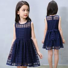 Kids <b>Girls Summer Dress 2019</b> new children Sleeveless dress girl ...