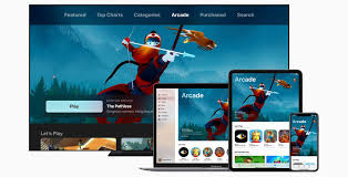Apple Arcade Is A Game Subscription Service For Iphones Mac