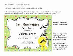Superlative Certificate Summary End Of Year Awards Editable Superlative Awards