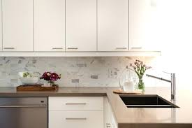 carrera quartz countertops kitchen peninsula sink carrera marble quartz countertops