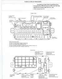 1993 accord ex 4dr under dash fuse diagram honda tech regarding 2002 honda accord window fuse at 2001 Honda Accord Fuse Box