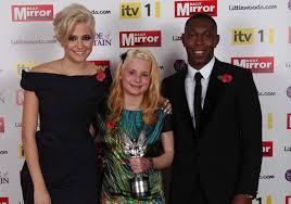 Aimee Dempsey - Pride of Britain Awards