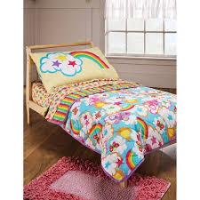 Crayola - Rainbow Delight 4-Piece Toddler Bedding Set - Walmart.com & Crayola - Rainbow Delight 4-Piece Toddler Bedding Set Adamdwight.com