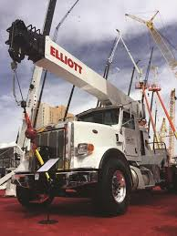 Boom Trucks Remain Tried And True Machine Article Act