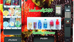Fundraising Vending Machines Gorgeous Vending Machines That Display Nutritional Info Are Coming To Central