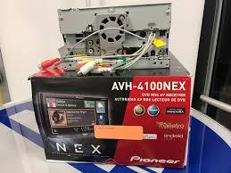 pioneer 4100nex. pioneer avh-4100nex 4100nex v