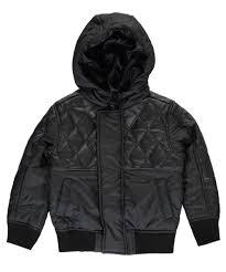 pelle pelle little boys toddler mc pelle insulated jacket sizes 2t 4t com