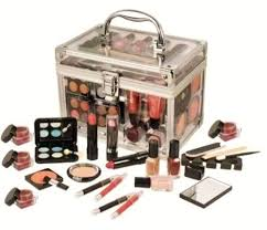 shany makeup kit. shany carry all trunk professional makeup kit \u2013 eyeshadow,pedicure,manicure gift set shany c