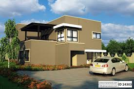 4 bedroom house designs. 4 Bedroom House Design - ID 24303 Plans By Maramani Designs O