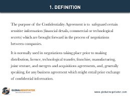 confidentiality agreement template confidentiality agreement contract template and sample