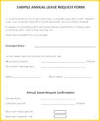 Leave Of Absence Form Template Holiday Application Form Tourismstyle Co