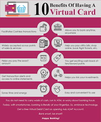 Getting a credit card from the bank isn't easy. How A Virtual Card Help You Transact Smartly