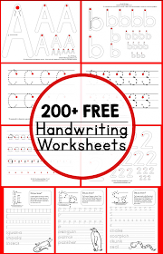 abc tracing sheet kindergarten teaching handwriting free handwriting worksheets