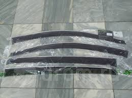 <b>Дефлекторы окон С ХРОМ</b> Полосой (Ветровики) Lifan X 50 ...