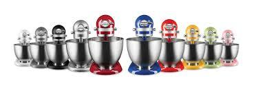 kitchenaid mixer color chart. small gifts, big performance kitchenaid mixer color chart n