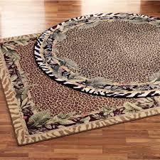 elephant area rug safari and african home decor touch of class jungle animal print rugs custom