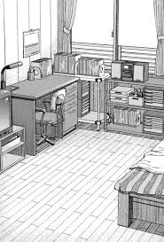 kitchen 1 point perspective. bedroom drawing in one point perspective kitchen two pencil graphical sketch of an interior apartment photography 1