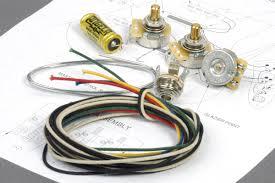 angela premium wiring kit for fender jazz bass