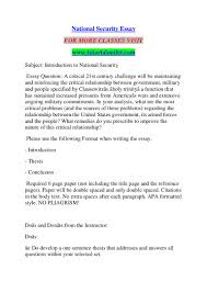 national security essay tutorialoutlet dot com