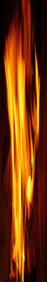 Kaminfeuer Machen Mit Holzpellets Und Pelletkorb